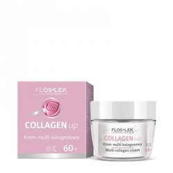 Krem multi-kolagenowy 60+ COLLAGEN UP Floslek