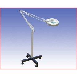 Lampa z Lupą na Statywie - Różne Rodzaje