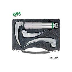 Zestaw Laryngoskopowy dla Dorosłych KaWe MEGALIGHT Macintosh F.O. - Różne Rodzaje