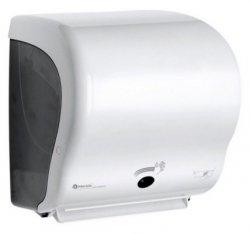 Bezdotykowy Pojemnik do Ręczników w Rolkach Maxi Merida Lux Sensor Cut