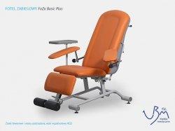 Fotel do Poboru Krwi FoZa Basic Plus