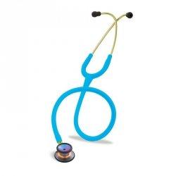 Stetoskop Pediatryczny SPIRIT CK-S606PF Rainbow Edition Deluxe Series Pediatric Dual Head z Pływającą Membraną