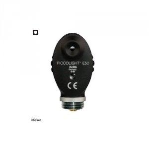 Oftalmoskop KaWe PICCOLIGHT E50, Główka Optyczna