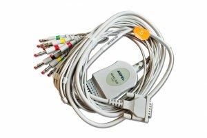 Kabel pacjenta KEKG 30R v 002- Przeznaczony do Aparatów EKG z Serii Ascard