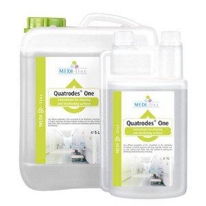 Quatrodes One Płyn do Dezynfekcji Powierzchni - Różne Pojemności 1l, 5l