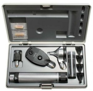 Zestaw Diagnostyczny Otoskop i Oftalmoskop Heine A-153 - Różne Rodzaje