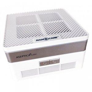 ASEPTICA CUBIC - Oczyszczacz Powietrza z Wielopoziomowym Filtrem i Lampą UV-C