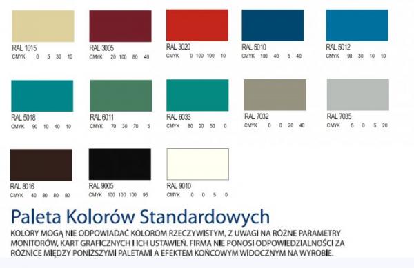 Szafa Kartotekowa na Karty Formatu A4 Trzyszufladowa Jednorzędowa Szk201 - Różne Rodzaje i Kolory