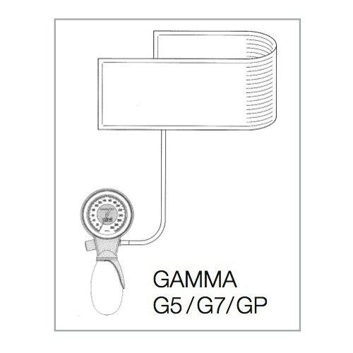 Mankiet do Ciśnieniomierzy G5, G7, GP HEINE - dla Dorosłych Mały, Obwód 20-29 cm