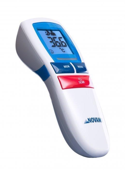 Termometr Bezdotykowy Novama Free