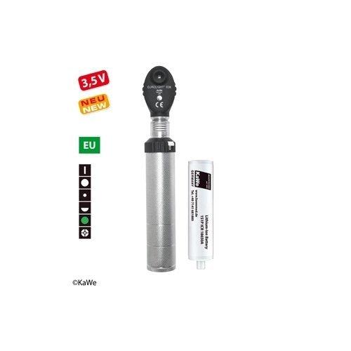 Oftalmoskop KaWe EUROLIGHT E36 3,5 V