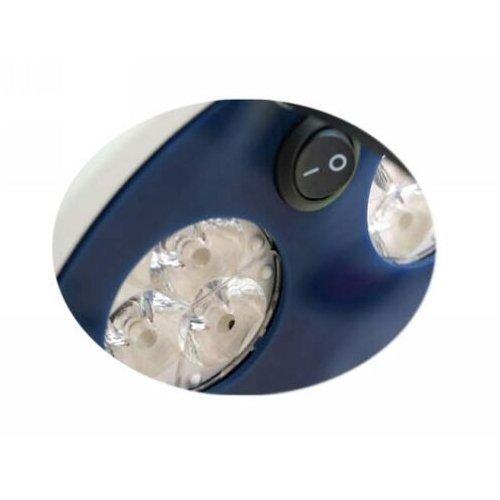 Lampa Zabiegowo-Diagnostyczna L21-25T LED Bezcieniowa, Sufitowa