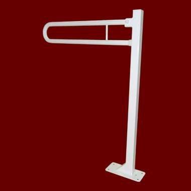 Uchwyty do WC Wolnostojące fi 25mm - Różne Rodzaje