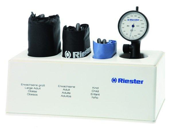 Ciśnieniomierz Manometryczny Zintegrowany Riester R1 shock-proof - Różne Rodzaje, Bardzo Wytrzymały!