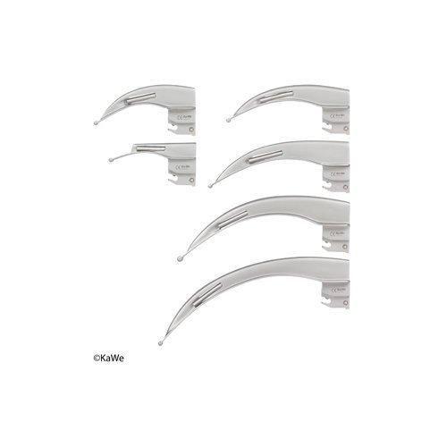 Łyżka Laryngoskopowa Światłowodowa KaWe Macintosh F.O. - Różne Rodzaje
