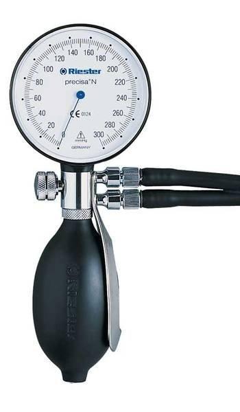 Ciśnieniomierz Manometryczny Zintegrowany Riester Precisa N - Różne Rodzaje