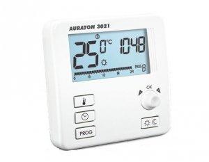 Auraton 3021 Przewodowy Regulator Tygodniowy AURLA30210000