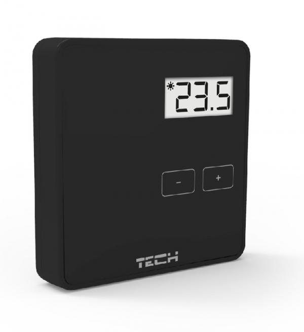 Tech ST-294v1 Przewodowy Sterownik Regulator Pokojowy-1