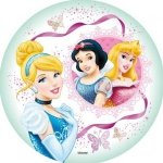Modecor - opłatek na tort okrągły KSIĘŻNICZKI C