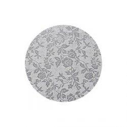 Modecor - Podkład okrągły gruby pod tort fi 45 cm