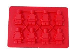Silikonowa forma do czekolady kostek lodu żelków LUDZIKI