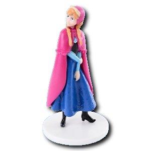 Modecor - Figurka do dekoracji tortu Anna z Krainy Lodu