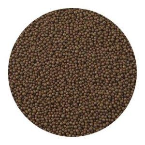 Maczek dekoracyjny brązowy posypka cukrowa 50g