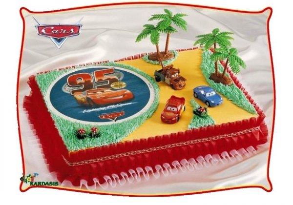 Kardasis - Zestaw dekoracyjny The Cars