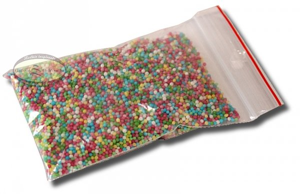Maczek dekoracyjny kolorowy 50 g