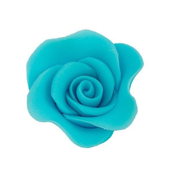Róża Mini Max 20 szt. niebieska