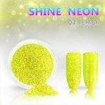 07 SHINE NEON LEMON