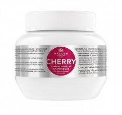KALLOS KJMN - Maska Cherry z olejem z pestek czereśni 275 ml.