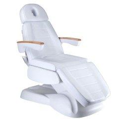 Elektryczny fotel kosmetyczny Lux BW-273B Biały BS