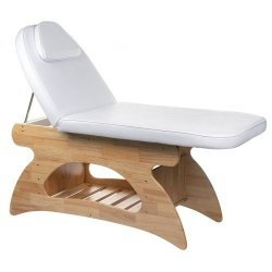 Łóżko do masażu BD-8241 Sosna BS