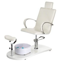Fotel do pedicure z masażerem stóp BR-2308 BS
