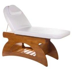 Łóżko kosmetyczne do masażu BD-8241 Orzech BS