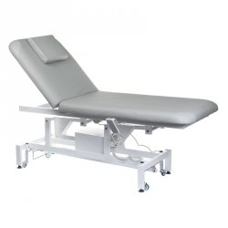 Elektryczny stół rehabilitacyjny BD-8230 Szary BS
