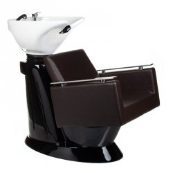 Myjnia Fryzjerska Milo BH-8025 Brązowa BS