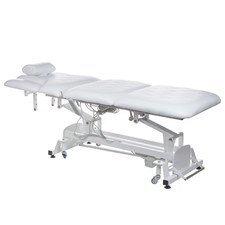 Elektryczny stół rehabilitacyjny BT-2120 Biały BS