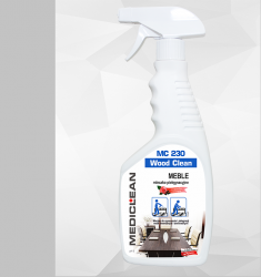 MEDICLEAN MC 230 Wood Clean 0,5 l