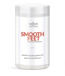 Farmona Smooth Feet Grejpfrutowa Sól Do Kąpieli Stóp 1500 G