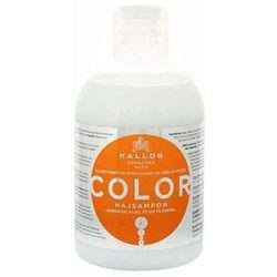 KALLOS KJMN - Szampon Color do włosów farbowanych 1000 ml.