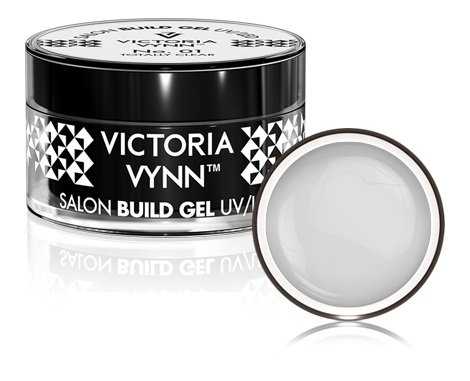 Victoria Vynn ŻEL BUDUJĄCY kolor: Totally Clear 15 ml (001)