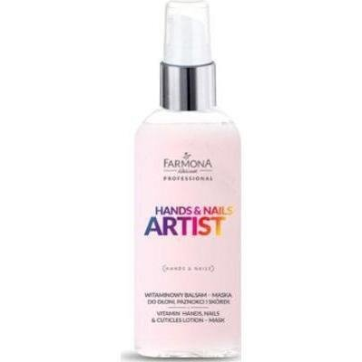 Farmona Hands & Nails Artist - Witaminowy Balsam-Maska Do Paznokci I Skórek 50 ml