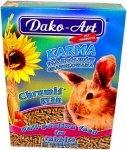 Dako-Art Chrumiś Gran 500g karma granulowana dla królików
