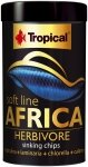 Tropical Soft Line Africa Herbivore Sinking Chips 100ml/52g