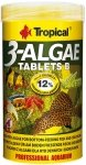 Tropical 3-Algae Tablets B 250ml/830szt.