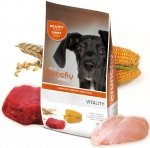 Crunchy Dog Menu Vitality Energy 2x20kg (40kg)
