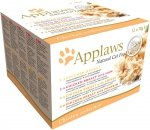 Applaws Multipack puszek Chicken Selection 4 smaki - 12x70g