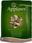 Applaws saszetka dla kotów Kurczak & Szparagi 70g